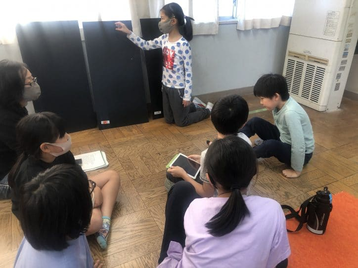 [レゴエクスプローラー]めぐろロボット教室10 ポスター作り🎶